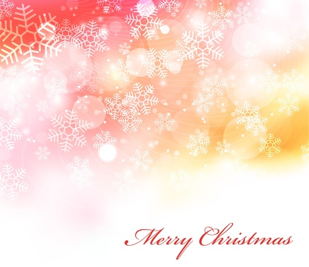 gala event: Vector elegant christmas background with beautiful snowflakes EPS10