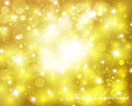 EPS10 Vector background di Natale colorato Archivio Fotografico - 11123431