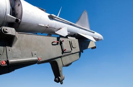 Metal old rocket launcher Stock Photo - 12991949