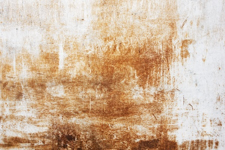 metallic grunge: Old grungy distressed rusted metal