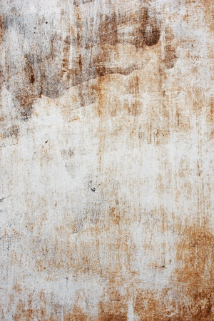 Old grungy distressed rusted metal Stock Photo - 12992035