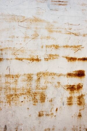 Dirty rusted metal texture Stock Photo - 12991986