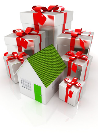 home owner: House and gifts