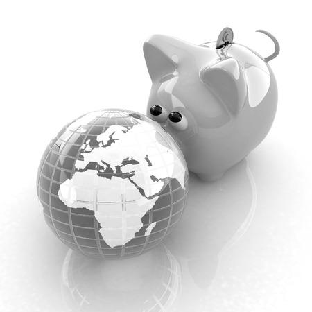 deposit slip: global saving