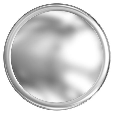 Metall button Reklamní fotografie - 32183877