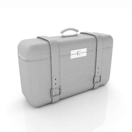 travelers suitcase  photo