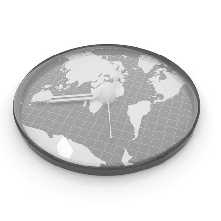 Alarm clock of world map and alarm clocks stock photo picture and clock of world map photo gumiabroncs Image collections
