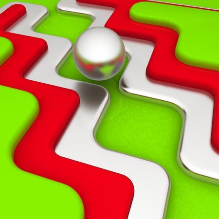 Virtual background