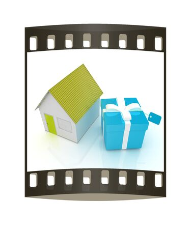 majority: Houses and gift. The film strip