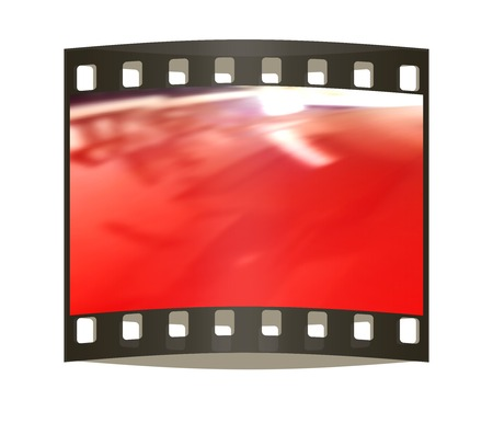 Abstract background design. The film strip photo
