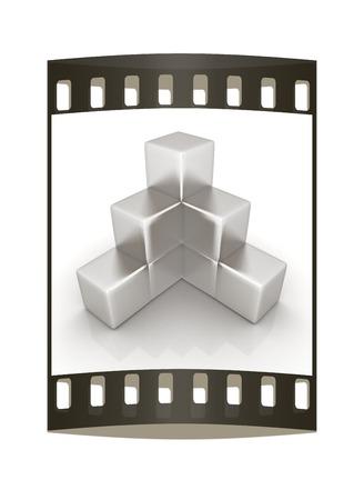 metall: Metall block diagram. The film strip