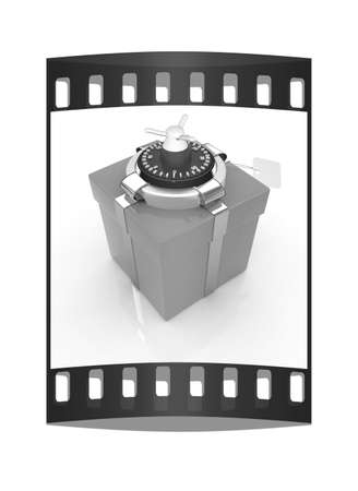 safe - gift. The film strip