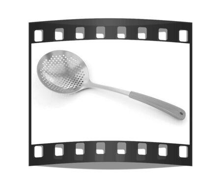 sizzle: cutlery. The film strip