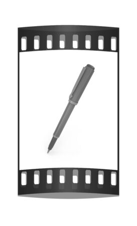 clericalist: corporate pen design. The film strip