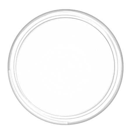 shiny button: Shiny button isolated on white background Stock Photo