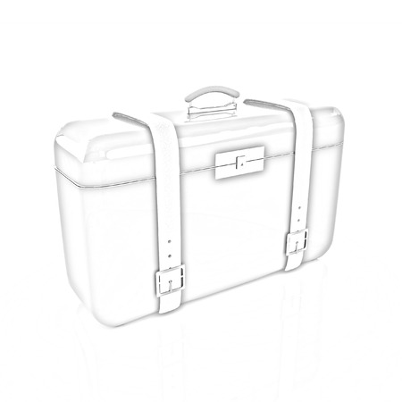 travelers suitcase