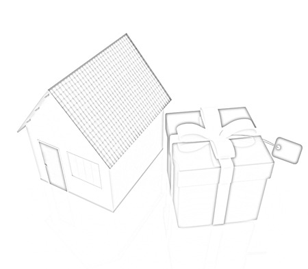 majority: Houses and gift