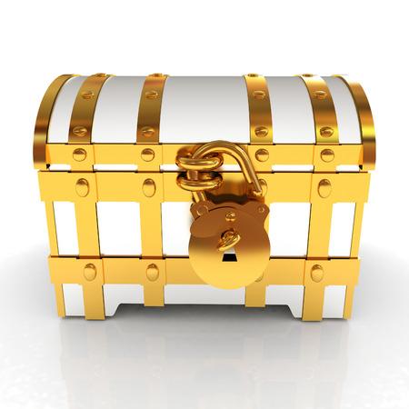 cofre del tesoro: El pecho