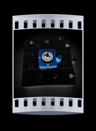 embed: safe - puzzle. The film strip