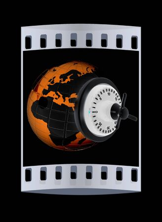world security: World Security. The film strip