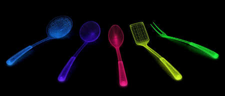 sizzle: cutlery