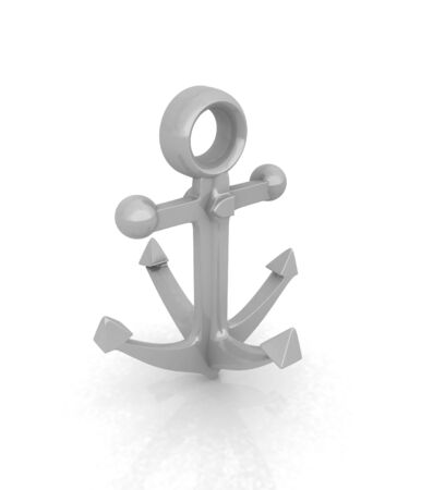 vessel sink: anchor