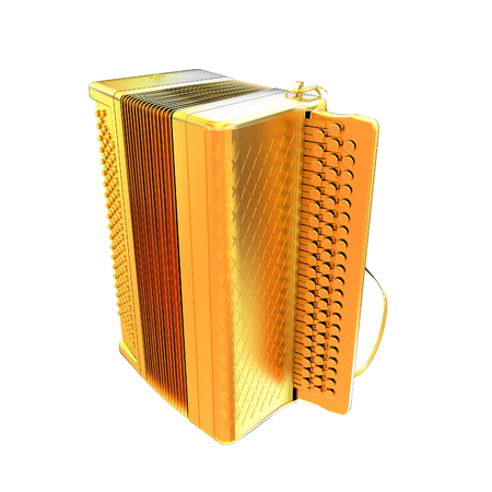 concertina: Musical icon instruments - bayan