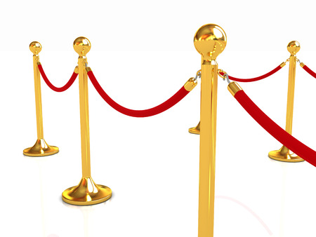 path to success: 3d illustration of path to the success Stock Photo