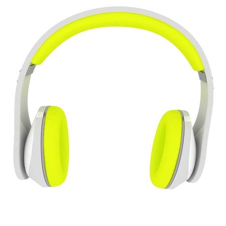 Best headphone icon. 3d illustration