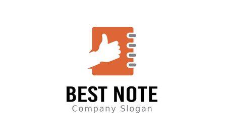 printing business: Best Thumb Book Design Illustration
