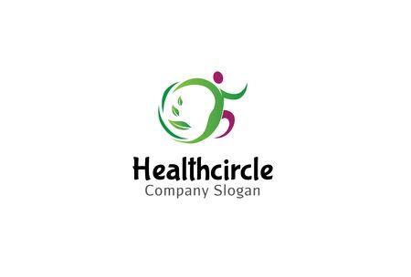 chiropractor: Health Circle Design