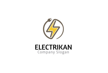 power cables: Electikan Design Illustration Illustration