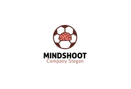 smart goals: Shoot Mind Design Illustration
