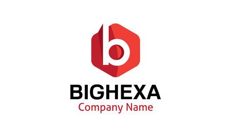 Big Hexa Design Illustration