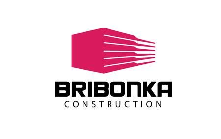 logo home: Bribonka Design Illustration