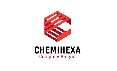 Chemixhexa Design Illustration
