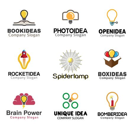Ideas Symbol Illustration Illustration