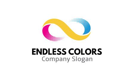 Endless Colors Design Illustration