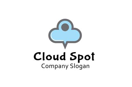 Share Cloud Design Illustration Illustration