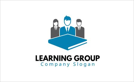successful student: Learning Group Design Illustration