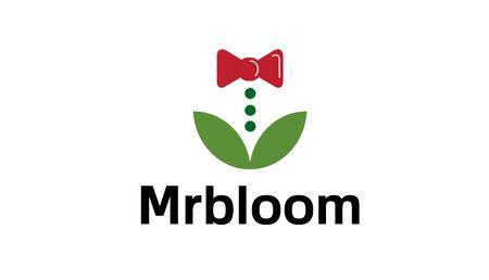 to bloom: Mr Bloom Design Illustration