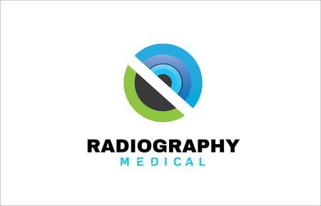 radiography: Radiography Design Illustration