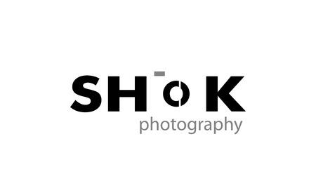 artistic photography: Shok Photography Design Typography Illustration
