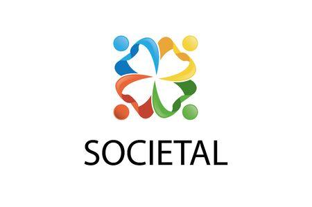 societal: Societal Design Illustration Illustration