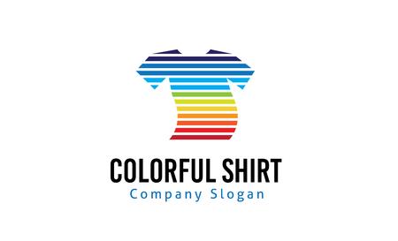 Shop Colorful Design Illustration