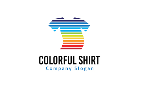 Shop Colorful Design Illustration