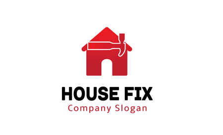 House Fix Design Illustration Illustration