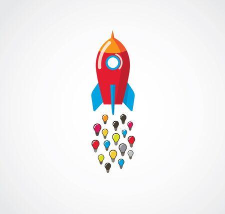 Rocket Design Ideas Ilustration