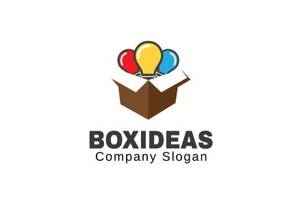 explores: Ideas Box Design illustration Illustration