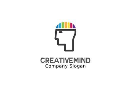 mind: Creative Mind Design Illustration